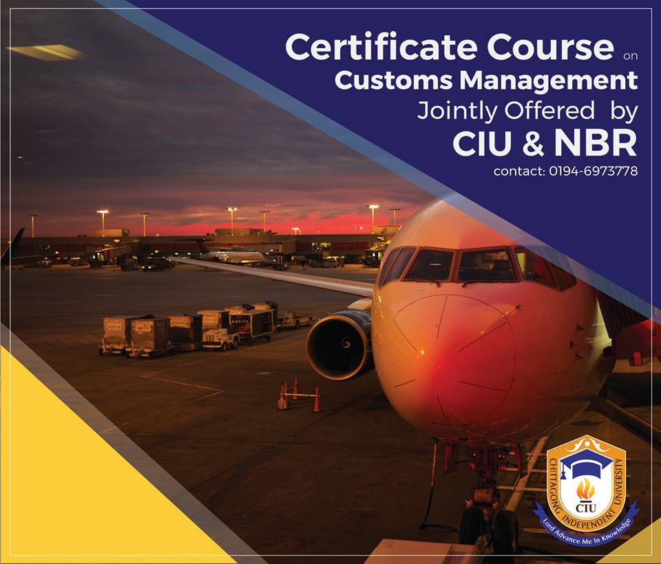 Customs Management Course